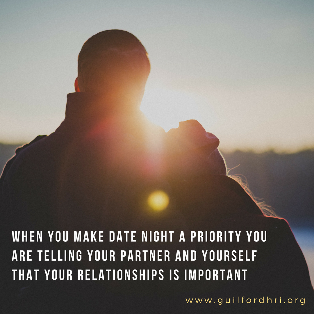 Importance of dating relationships