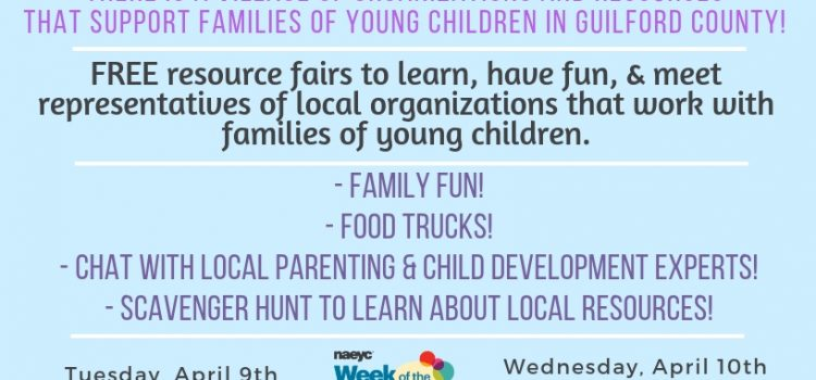 April 9th & 10th, 2019: Family Village Resource Fairs