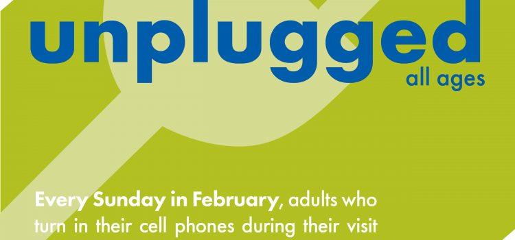 Sundays in February: Sundays Unplugged at Greensboro Children's Museum