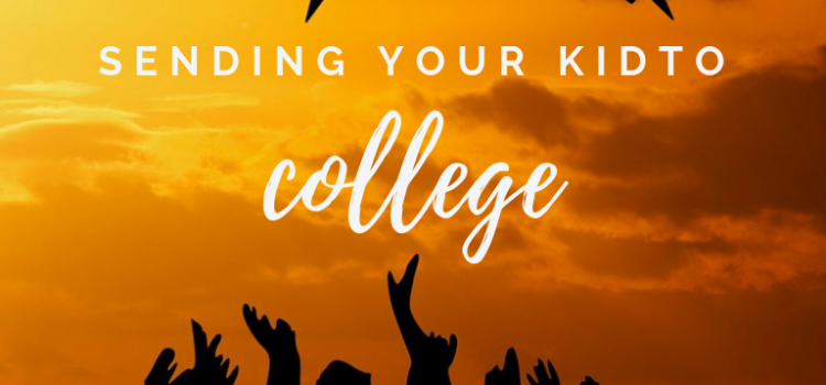 8/9/2019: Relationship Booster: Sending Your Kid to College