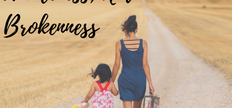 11/1/19: Relationship Booster: Parenting Out of Wholeness, Not Brokenness
