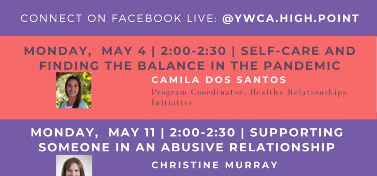 Facebook Live Q&A Sessions